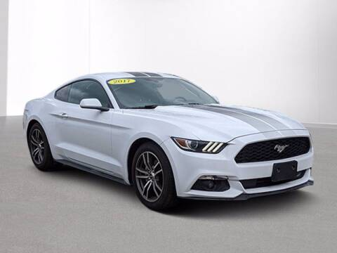 2017 Ford Mustang for sale at Jimmys Car Deals in Livonia MI