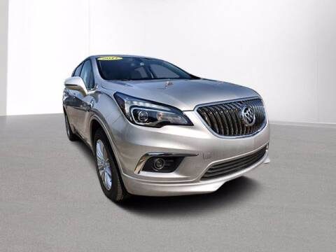 2017 Buick Envision for sale at Jimmys Car Deals in Livonia MI