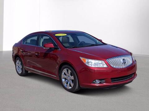 2010 Buick LaCrosse for sale at Jimmys Car Deals in Livonia MI