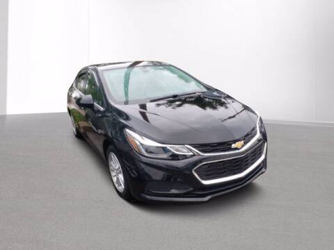 2016 Chevrolet Cruze for sale at Jimmys Car Deals in Livonia MI