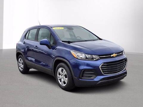 2017 Chevrolet Trax for sale at Jimmys Car Deals in Livonia MI