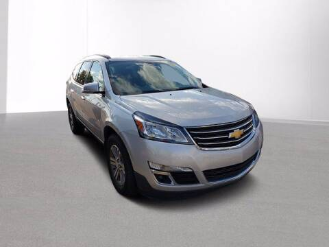 2017 Chevrolet Traverse for sale at Jimmys Car Deals in Livonia MI
