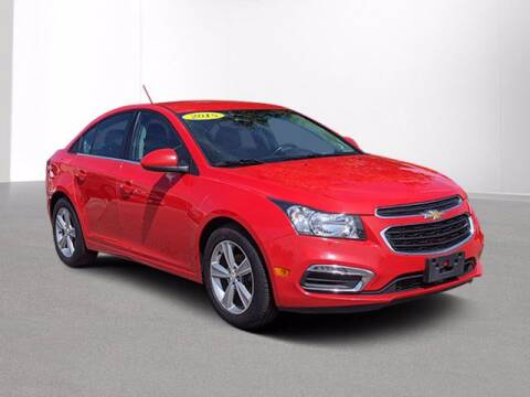 2015 Chevrolet Cruze for sale at Jimmys Car Deals in Livonia MI