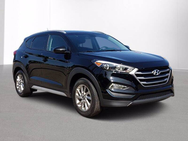 2017 Hyundai Tucson for sale at Jimmys Car Deals in Livonia MI