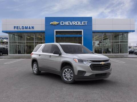 2020 Chevrolet Traverse for sale at Jimmys Car Deals in Livonia MI