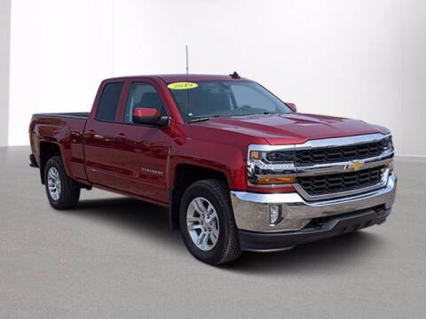 2019 Chevrolet Silverado 1500 LD for sale at Jimmys Car Deals in Livonia MI