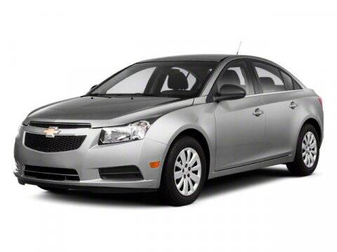 2012 Chevrolet Cruze for sale at Jimmys Car Deals in Livonia MI