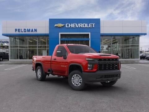 2020 Chevrolet Silverado 2500HD for sale at Jimmys Car Deals in Livonia MI