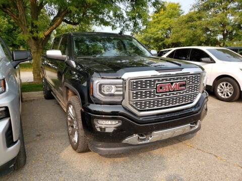 2018 GMC Sierra 1500 for sale at Jimmys Car Deals in Livonia MI