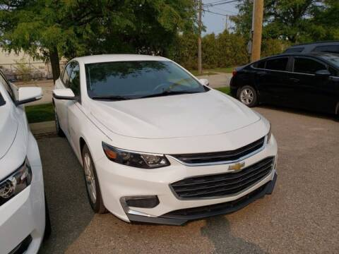 2017 Chevrolet Malibu for sale at Jimmys Car Deals in Livonia MI