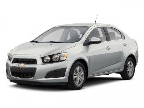 2012 Chevrolet Sonic for sale at Jimmys Car Deals in Livonia MI