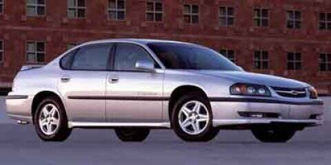 2004 Chevrolet Impala for sale at Jimmys Car Deals in Livonia MI