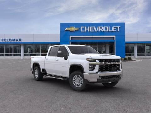 2020 Chevrolet Silverado 2500HD for sale at Jimmys Car Deals in Livonia MI