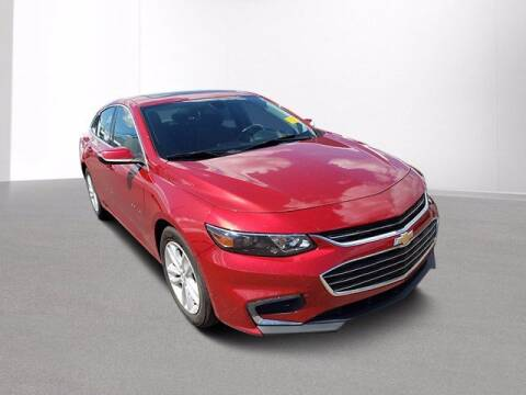 2016 Chevrolet Malibu for sale at Jimmys Car Deals in Livonia MI