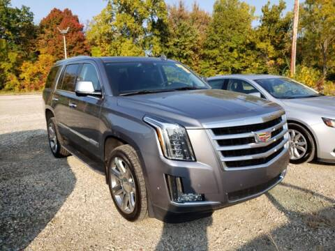 2020 Cadillac Escalade for sale at Jimmys Car Deals in Livonia MI
