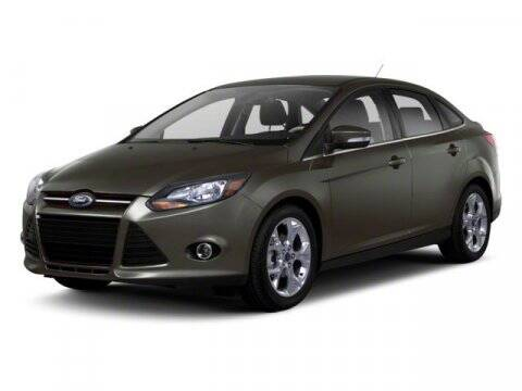 2013 Ford Focus for sale at Jimmys Car Deals in Livonia MI