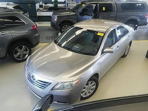 2007 Toyota Camry Hybrid