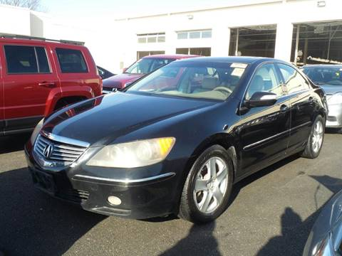 2005 Acura RL for sale at All American Imports in Arlington VA