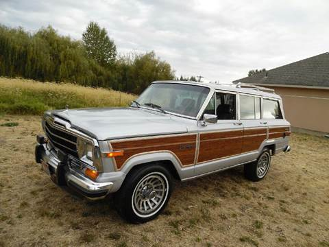 1989 Jeep Grand Wagoneer for sale in Arlington, VA