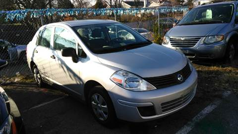 2011 Nissan Versa for sale at All American Imports in Arlington VA