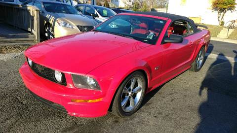 2006 Ford Mustang for sale at All American Imports in Arlington VA