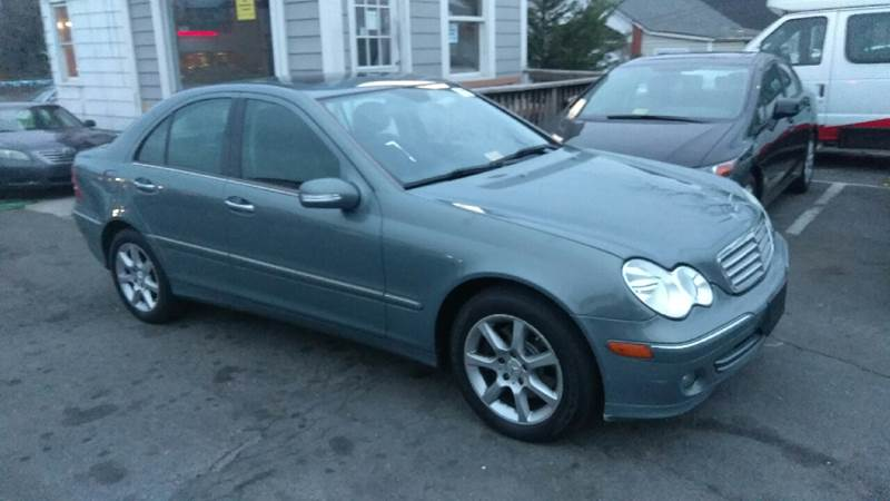 2007 Mercedes-Benz C-Class for sale at All American Imports in Arlington VA