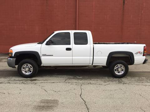 2007 GMC Sierra 2500HD Classic for sale in Elizabeth, PA