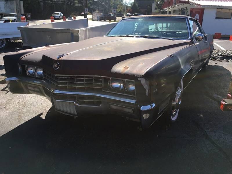 1967 Cadillac Eldorado In Elizabeth Pa Elizabeth Auto Sales