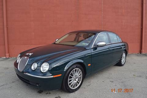 2007 Jaguar S-Type for sale at ELIZABETH AUTO SALES in Elizabeth PA