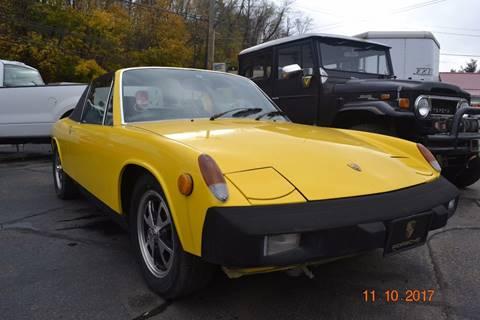 1976 Porsche 914 for sale at ELIZABETH AUTO SALES in Elizabeth PA