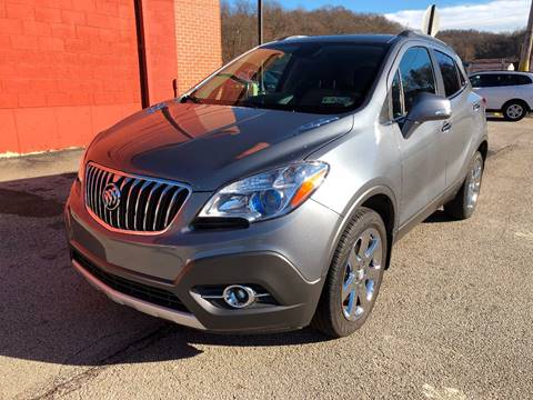 2014 Buick Encore for sale at ELIZABETH AUTO SALES in Elizabeth PA