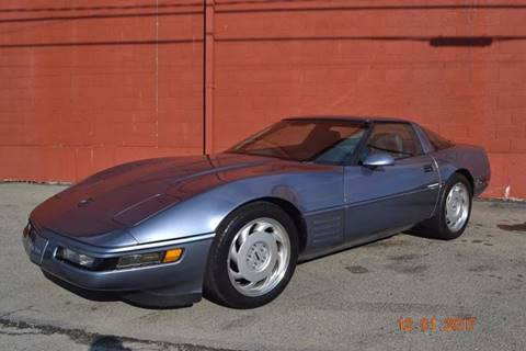 1991 Chevrolet Corvette for sale at ELIZABETH AUTO SALES in Elizabeth PA
