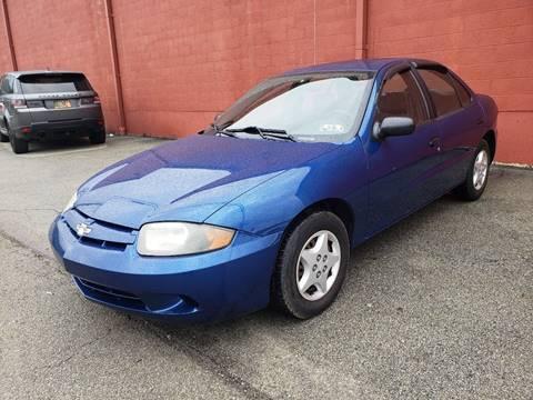 2004 Chevrolet Cavalier for sale at ELIZABETH AUTO SALES in Elizabeth PA