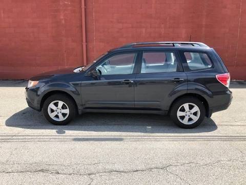 2010 Subaru Forester for sale in Elizabeth, PA