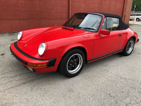 1987 Porsche 911 for sale in Elizabeth, PA