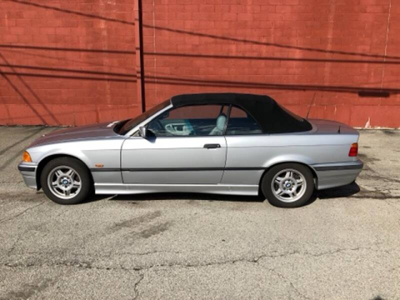 1998 BMW 3 Series 328i 2dr Convertible