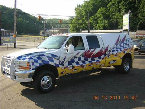 2000 Ford F-350 for sale at ELIZABETH AUTO SALES in Elizabeth PA