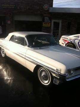 1961 Oldsmobile Starfire for sale at ELIZABETH AUTO SALES in Elizabeth PA