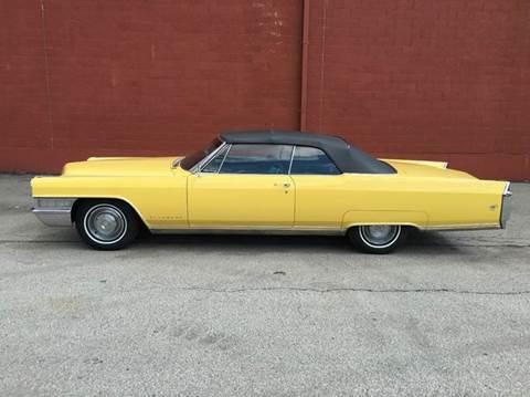 1965 Cadillac Eldorado for sale at ELIZABETH AUTO SALES in Elizabeth PA