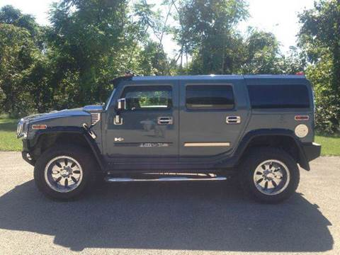 2005 HUMMER H2 for sale at ELIZABETH AUTO SALES in Elizabeth PA
