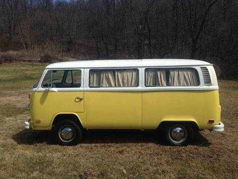1973 Volkswagen Bus for sale at ELIZABETH AUTO SALES in Elizabeth PA
