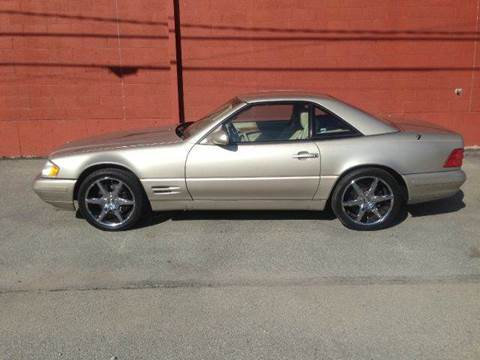1999 Mercedes-Benz SL-Class for sale at ELIZABETH AUTO SALES in Elizabeth PA