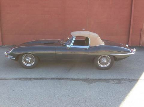 1966 Jaguar XK-Series for sale at ELIZABETH AUTO SALES in Elizabeth PA