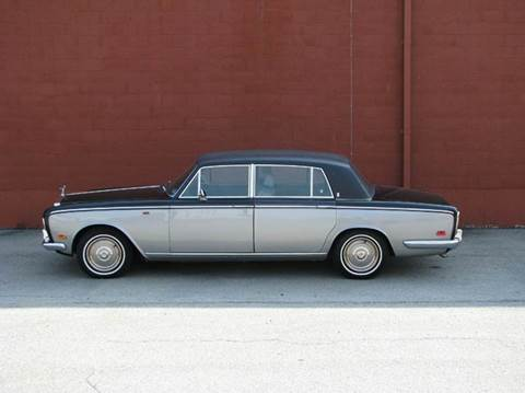 1971 Rolls-Royce Silver Shadow for sale at ELIZABETH AUTO SALES in Elizabeth PA