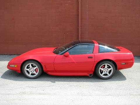 1996 Chevrolet Corvette for sale at ELIZABETH AUTO SALES in Elizabeth PA