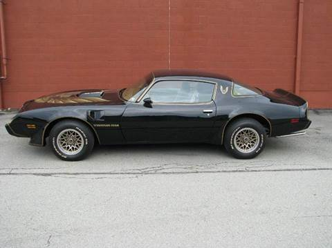 1979 Pontiac Trans Am for sale at ELIZABETH AUTO SALES in Elizabeth PA