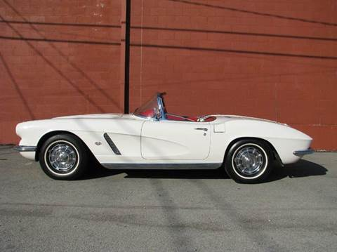 1962 Chevrolet Corvette for sale at ELIZABETH AUTO SALES in Elizabeth PA