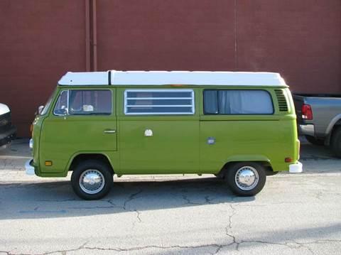 1979 Volkswagen Vanagon for sale at ELIZABETH AUTO SALES in Elizabeth PA