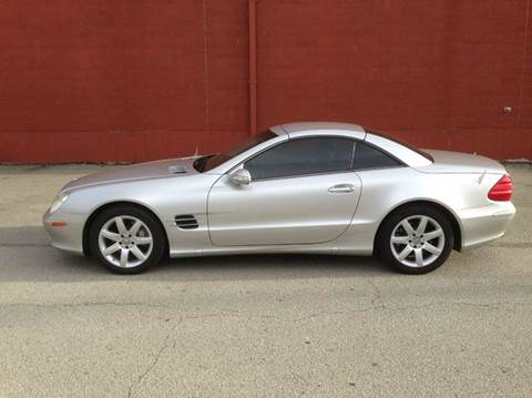 2003 Mercedes-Benz SL-Class for sale at ELIZABETH AUTO SALES in Elizabeth PA