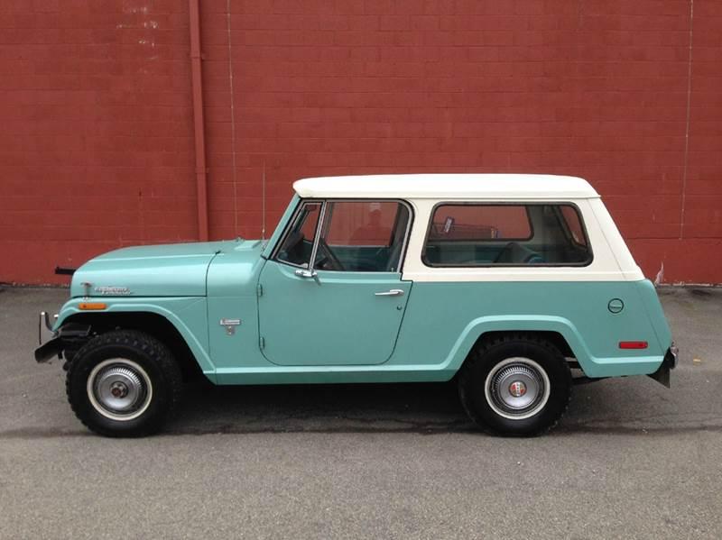 Jeep Commando For Sale >> 1971 Jeepster Commando Convertible In Elizabeth Pa